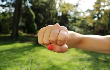 fist-bump